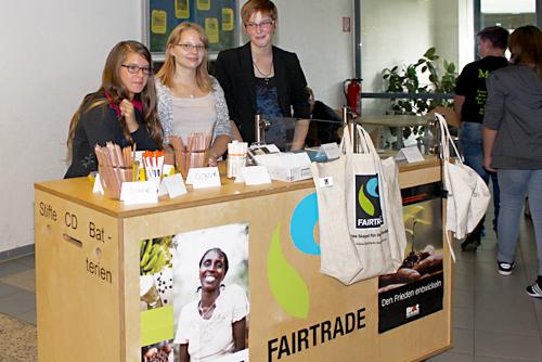 Friedens-AG, Christian-Hülsmeyer-Schule Barnstorf