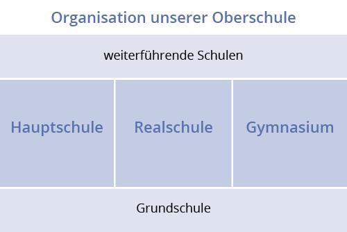Organisation der Christian-Hülsmeyer-Oberschule, Barnstorf