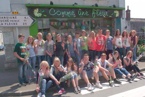 Frankreich-Austausch, Christian-Hülsmeyer-Schule Barnstorf
